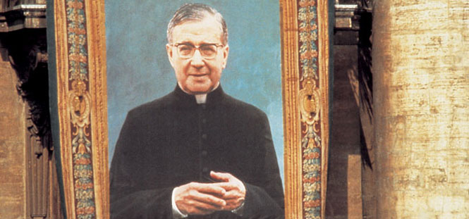 St. Josemaria Feast Day