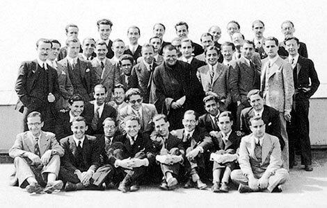 The Founding of Opus Dei