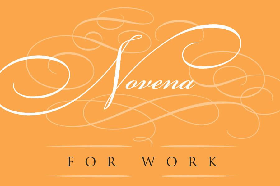 Novena for Work