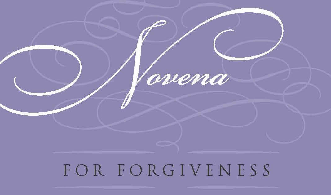 Novena for Forgiveness